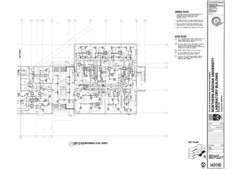 mechanical drawings samples