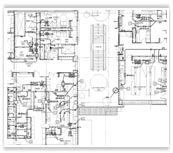 Mechanical Drawings Architect
