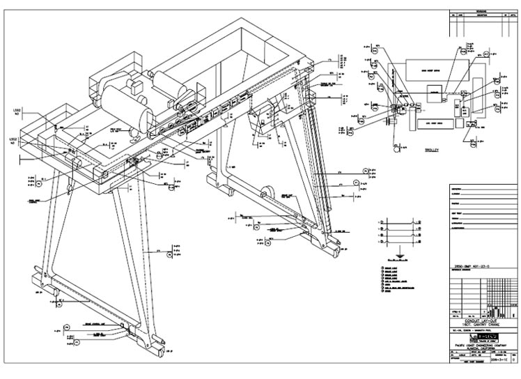mechanical drawings samples mechanical drawings