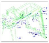 Mechanical Cad Drawings